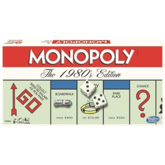 MONOPOLY THE CLASSIC EDITION (6) *SD*
